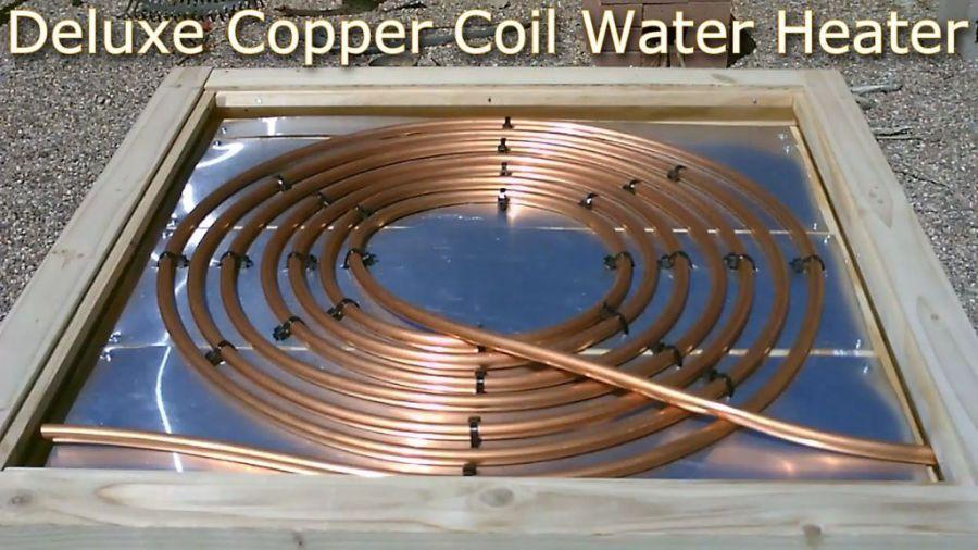Chauffe eau solaire fabrication maison ventana blog - Fabriquer un chauffe eau piscine bois ...