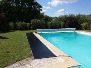 Chauffe piscine solaire