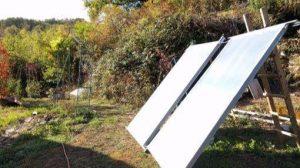 Chauffage solaire cote d'or