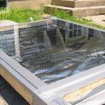Panneau solaire radiateur frigo