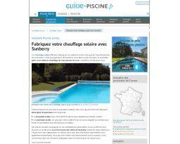 sunberry guide piscine