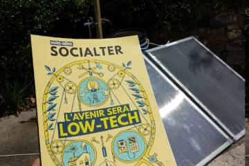 chauffage solaire low tech socialter